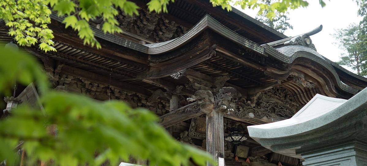 圓蔵寺 柳津町